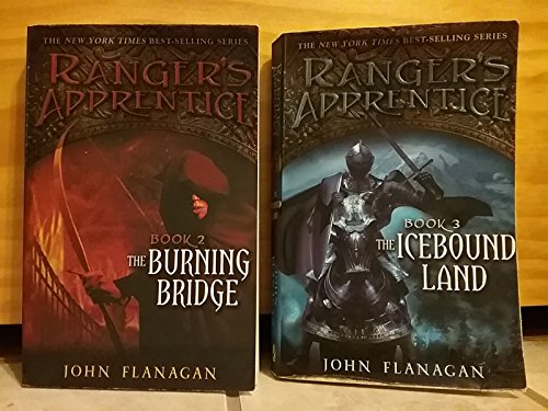 9781741660210: The Icebound Land (Ranger's Apprentice, Book 3