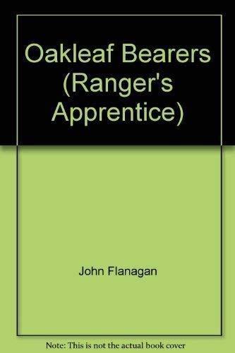 9781741660821: Oakleaf Bearers (Ranger's Apprentice)