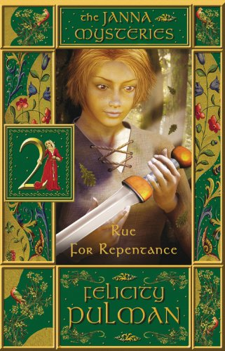9781741661132: Rue for Repentance (Janna Mysteries)