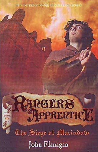 9781741661347: The Siege of Macindaw (Ranger's Apprentice, #6)