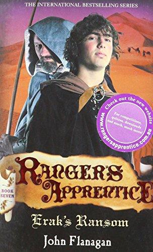 9781741662092: Erak's Ransom (Ranger's Apprentice, Book 7)
