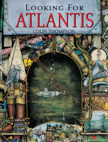 9781741662337: Looking for Atlantis