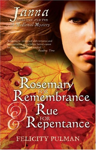 9781741662511: Rosemary for Remembrance & Rue for Repentance (Janna Mysteries) (Bk. 1)