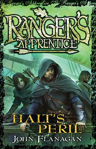 Ranger's Apprentice: Halt's Peril, Book Nine ***SIGNED***: John Flanagan