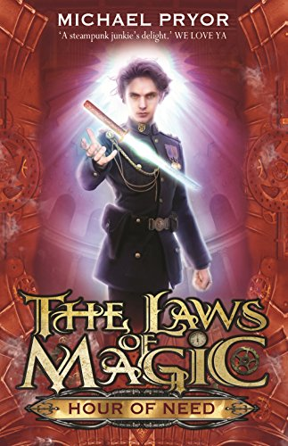Hour of Need (The Laws of Magic): Pryor, Michael