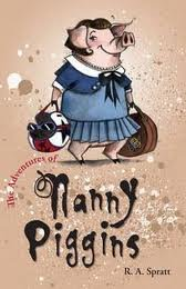 9781741663167: The Adventures of Nanny Piggins: A Nanny With Trotters!