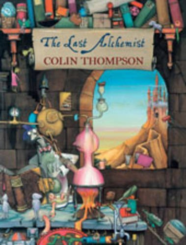 9781741664171: The Last Alchemist