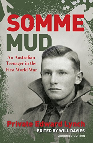 9781741664522: Somme Mud : An Australian Teenager in the First World War