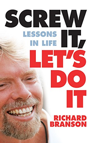 9781741665659: Screw It, Let's Do It : Lessons in Life