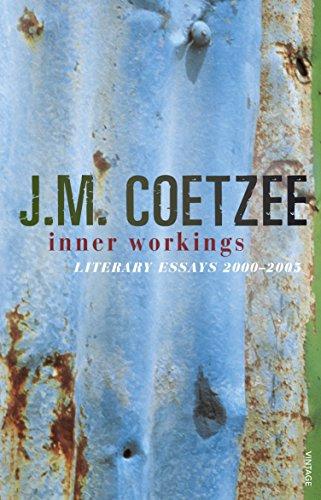 9781741666205: Inner Workings - Literary Essays 2000-2005