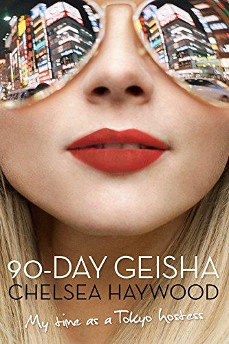 9781741666410: 90-Day Geisha: My Time as a Tokyo Hostess
