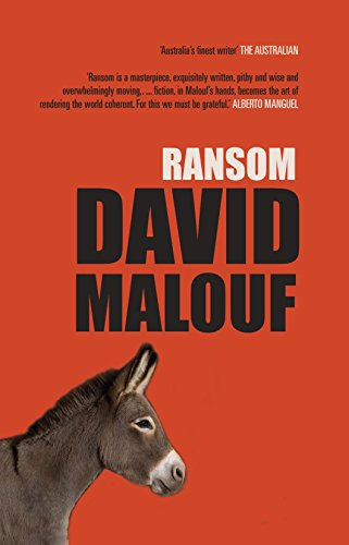 9781741669657: By David Malouf - Ransom: A Novel (12/26/10)