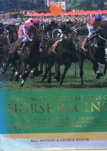 9781741676617: The Complete Encyclopedia of Horse Racing