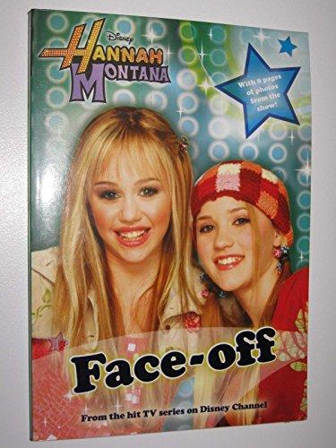 Hannah Montana (Set of 4) Face-off; Super: Alice Alfonsi