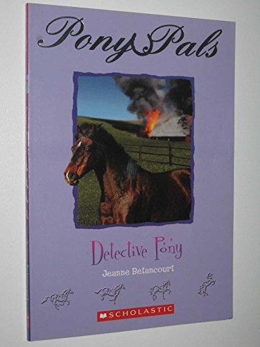 9781741690514: Detective Pony