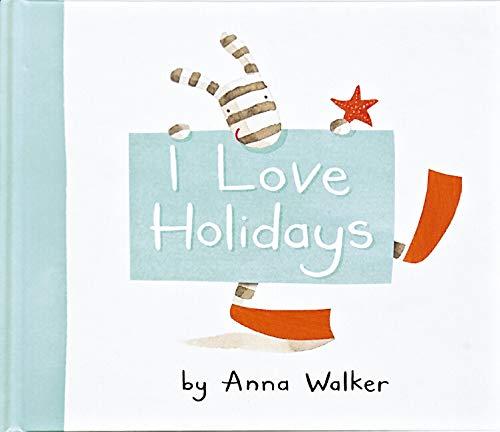 9781741692006: I Love Holidays