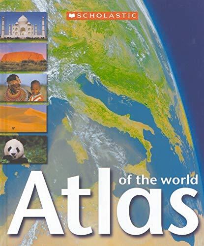 9781741694109: Atlas of the World