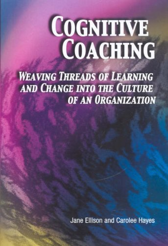 9781741700688: Cognitive Coaching: Weaving Threads of Learning and Change into the Culture of an Organization
