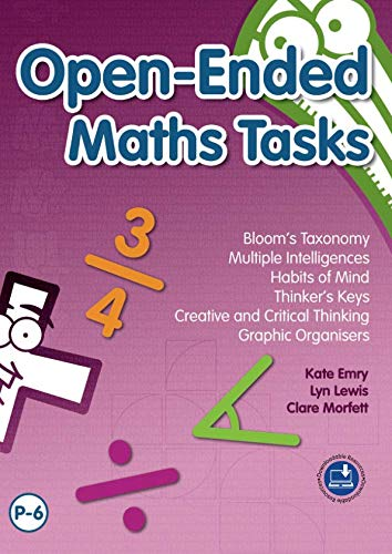 9781741702316: Open-ended Maths Tasks