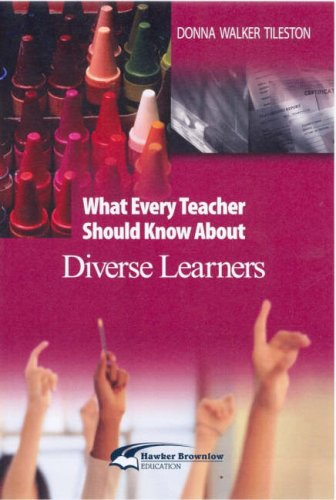 9781741703412: What Every Teacher Should Know About Diverse Learners
