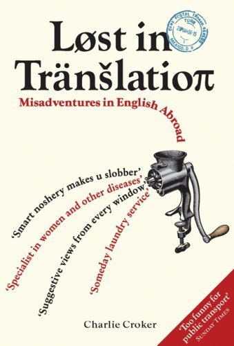 9781741730067: Lost in Translation: Misadventures in English Abroad