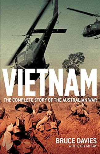 9781741750287: Vietnam: The Complete Story of the Australian War