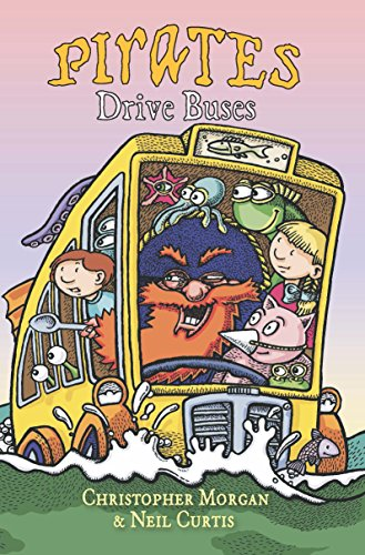 9781741751468: Pirates Drive Buses