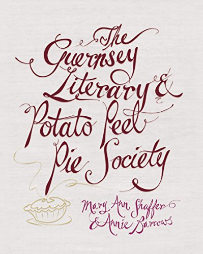 9781741751680: THE GUERNSEY LITERARY & POTATO PEEL PIE SOCIETY