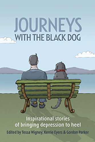 9781741752649: Journeys with the Black Dog: Inspirational Stories of Bringing Depression to Heel