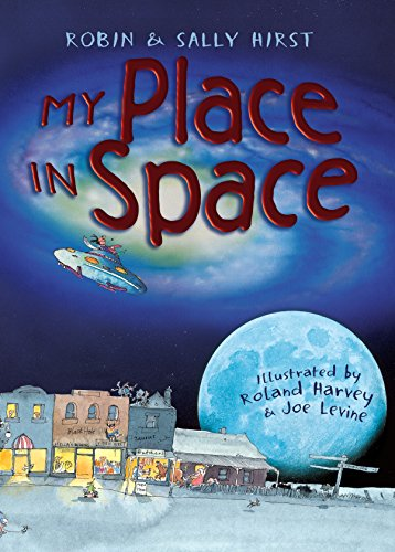 9781741754049: My Place in Space