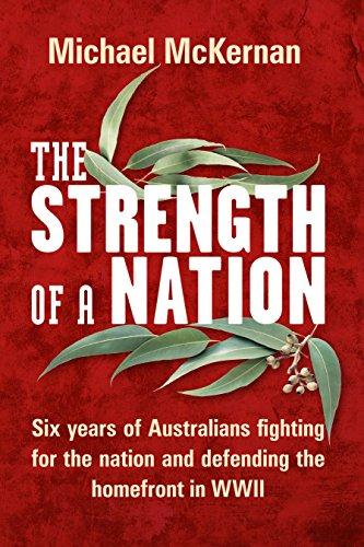 The Strength of a Nation (Paperback): Michael McKernan