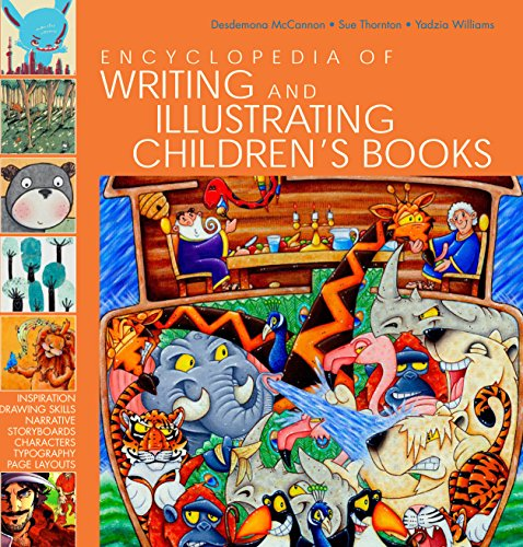 9781741755152: The Encyclopedia of Writing and Illustrating Children's Books