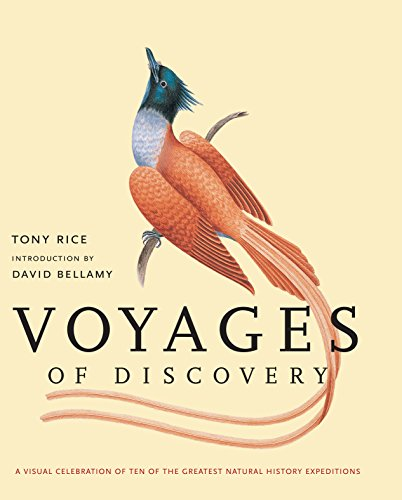 9781741755770: Voyages of Discovery: A Visual Celebration of Ten of the Greatest Natural History Expeditions