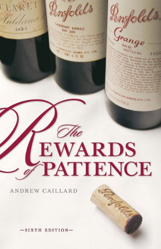 9781741755961: Penfolds: The Rewards of Patience