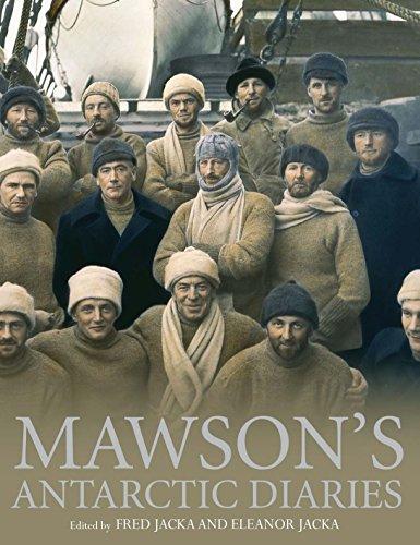 9781741756098: Mawson's Antarctic Diaries