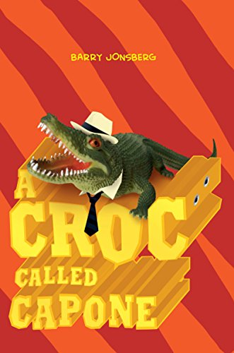 A Croc Called Capone (Blacky): Barry Jonsberg