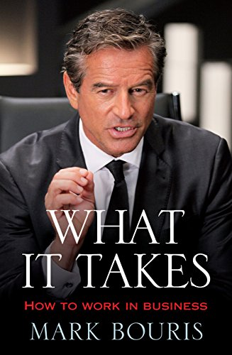 9781741756852: What It Takes: An Attitude of Hard Work, Commitment and Purpose