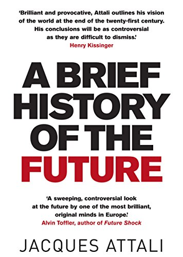 9781741757293: A Brief History of the Future