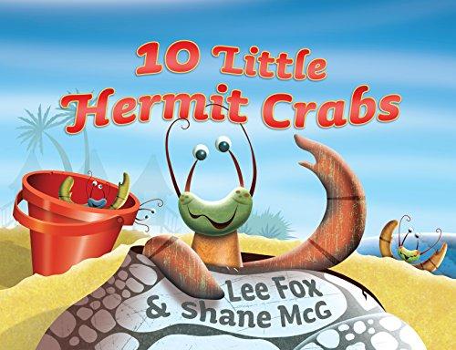 10 Little Hermit Crabs: Fox, Lee
