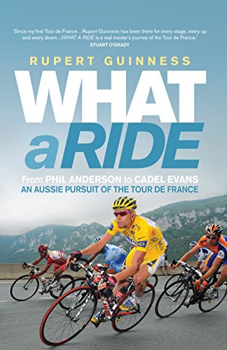 9781741758375: What a Ride: An Aussie Pursuit of the Tour de France