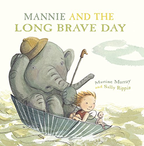 Mannie and the Long Brave Day: Murray, Martine
