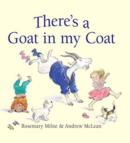 9781741758917: There's a Goat in My Coat