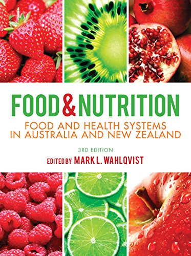 9781741758979: Food & Nutrition: Food and Health Systems in Australia and New Zealand