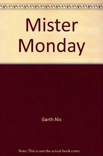 9781741758986: Mister Monday