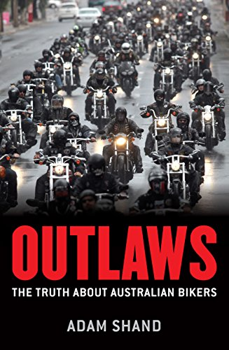 9781741759792: Outlaws: The Truth About Australian Bikers