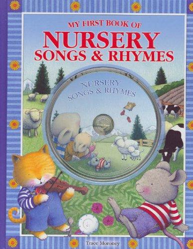 9781741780048: My First Book of Nursery Songs & Rhymes