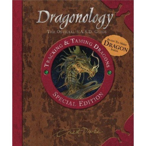 9781741781267: Tracking & Taming Dragons, Special Edition (Dragonology) by Douglas Carrel (2006-05-04)