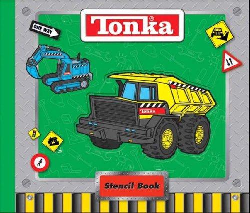 9781741781922: Tonka Stencil Book (Tonka)