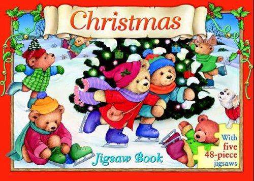 Christmas Jigsaw Book: Lee Krutop