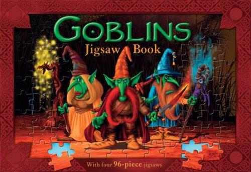 Goblins Jigsaw Book (Jigsaw): Danny Willis